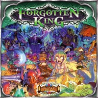 Super Dungeon Explore: Forgotten King - Board Game Box Shot
