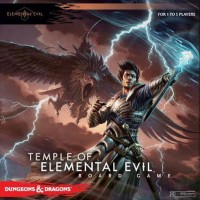 Dungeons & Dragons: Temple of Elemental Evil Board Game - Board Game Box Shot