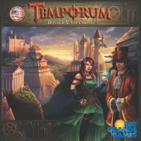 Temporum - Board Game Box Shot