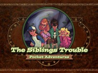 The Siblings Trouble - Board Game Box Shot