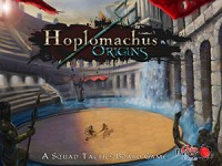 Hoplomachus: Origins - Board Game Box Shot