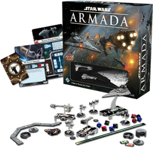 Star Wars: Armada Layout