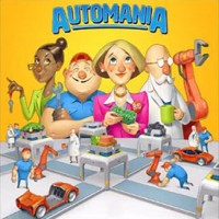 Automania - Board Game Box Shot