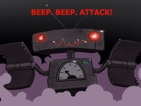 Beep. Beep. Attack! - Board Game Box Shot