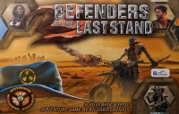 Defenders of the Last Stand - Board Game Box Shot