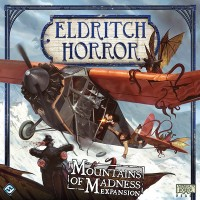 Eldritch Horror: Mountains of Madness - Board Game Box Shot
