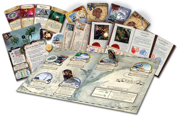 Eldtritch Horror Mountains of Madness Publisher Image 1