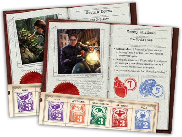 Eldtritch Horror Mountains of Madness Publisher Image 3