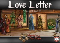 Love Letter: Legend of the Five Rings - Board Game Box Shot