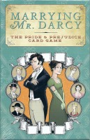 Marrying Mr. Darcy - Board Game Box Shot