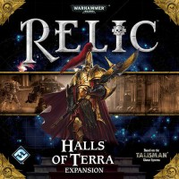 Relic: Halls of Terra - Board Game Box Shot
