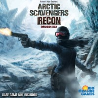 Arctic Scavengers: Recon - Board Game Box Shot