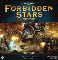 Forbidden Stars - Board Game Box Shot