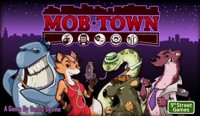 Mob Town - Board Game Box Shot