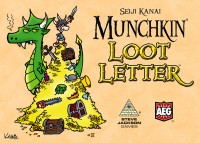 Munchkin Loot Letter - Board Game Box Shot