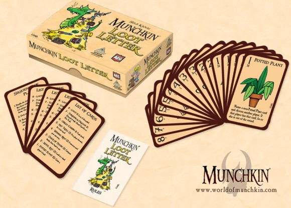 Munchkin Loot Letter Publisher Image 2