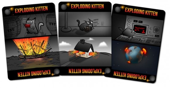 Exploding Kittens Publisher Image