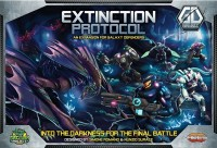 Galaxy Defenders: Extinction Protocol - Board Game Box Shot