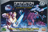Galaxy Defenders: Operation Strikeback - Board Game Box Shot