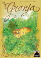 La Granja - Board Game Box Shot