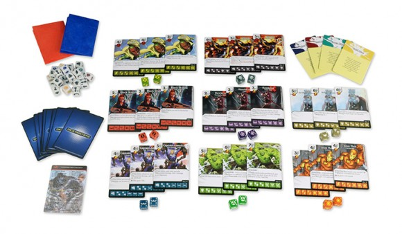 Marvel Dice Masters Age of Ultron Publisher Image