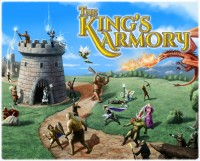 The King's Armory - Board Game Box Shot