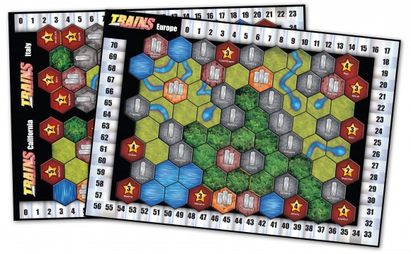 Trains Map Pack 2 Publisher Image