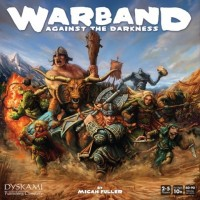Warband: Against the Darkness - Board Game Box Shot
