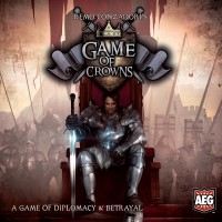 Game of Crowns - Board Game Box Shot