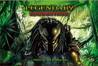 Legendary Encounters: A Predator Deckbuilding Game - Board Game Box Shot