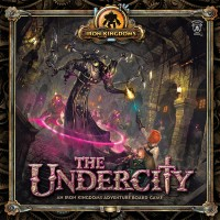 The Undercity - Board Game Box Shot