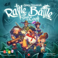 Rattle, Battle, Grab the Loot - Board Game Box Shot