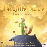 The Little Prince: Rising to the Stars - Board Game Box Shot