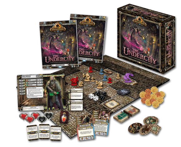 The Undercity Publisher Image