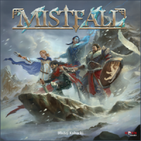 Mistfall - Board Game Box Shot