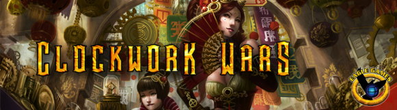 Clockwork Wars Banner