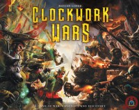 Clockwork Wars - Board Game Box Shot