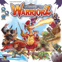 Ultimate Warriorz - Board Game Box Shot