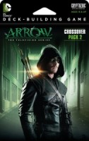 DC Comics Deck-Building Game: Crossover Pack #2: Arrow - Board Game Box Shot