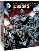 DC Comics Deck-Building Game: Crisis Expansion (Pack 2) - Board Game Box Shot