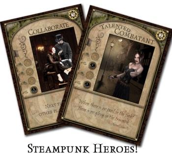 Professor Pugnacious: Steampunk Heroes