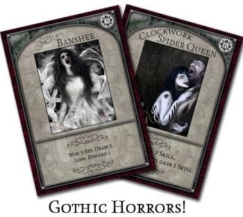 Professor Pugnacious: Gothic Horrors