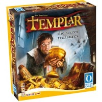 Templar: The Secret Treasures - Board Game Box Shot