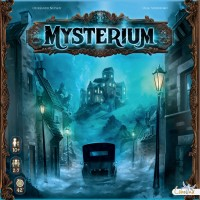 Mysterium - Board Game Box Shot