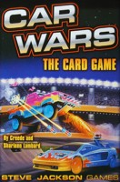 Car Wars: The Card Game (Third Edition) - Board Game Box Shot