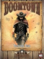 Doomtown: Reloaded – Faith and Fear - Board Game Box Shot