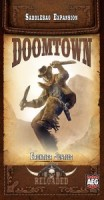 Doomtown: Reloaded – Frontier Justice - Board Game Box Shot
