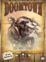 Doomtown: Reloaded – The Light Shineth - Board Game Box Shot