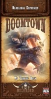 Doomtown: Reloaded – No Turning Back - Board Game Box Shot