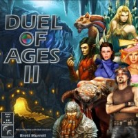 Duel of Ages II - Board Game Box Shot